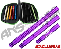 Smart Parts Freak XL Barrel Complete Kit - Autococker - Electric Purple