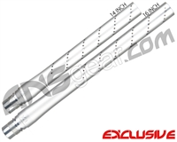 Smart Parts Freak XL Barrel Tip - All-American - Dust Silver