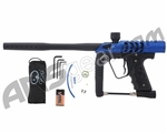 Smart Parts Ion 2.0 Paintball Gun w/ ANS Razor Ion Body - Dust Blue