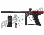 Smart Parts Ion 2.0 Paintball Gun w/ ANS Razor Ion Body - Dust Red
