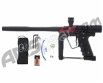 Smart Parts Ion 2.0 Paintball Gun w/ ANS Razor Ion Body - Dust Red/Black Fade