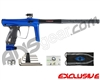 SP Shocker RSX Paintball Gun - Blue/Pewter/Black