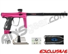 SP Shocker RSX Paintball Gun - Pink/Black/Black
