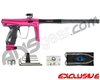 SP Shocker RSX Paintball Gun - Pink/Pewter/Black