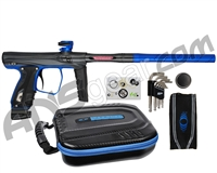 SP Shocker XLS Paintball Gun - Black/Blue