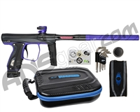 SP Shocker XLS Paintball Gun - Black/Purple