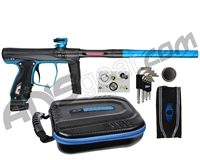SP Shocker XLS Paintball Gun - Black/Teal