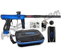 SP Shocker XLS Paintball Gun - Blue/Black