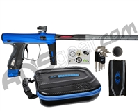 SP Shocker XLS Paintball Gun - Blue/Pewter
