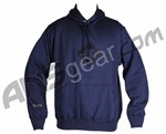 Smart Parts Hooded Pullover Sweatshirt - Blue