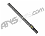"Stiffi One Piece Carbon Fiber Barrel - Old Angel Thread 12"" - Black Skull"