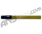 "Stiffi Stif-Tip Carbon Fiber Barrel Tip - 8"" Custom Products - Yellow Mamba"