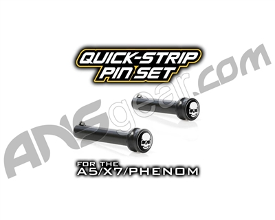 TechT Tippmann A5/X7/Phenom Quick Strip Body Pin Set