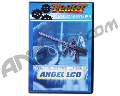 TechT Angel LCD Maintenance DVD