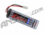 Tenergy 8.4V 3800mAh Flat NiMH Battery Pack For Airsoft , RC Car, Hobbico Electristar Plane