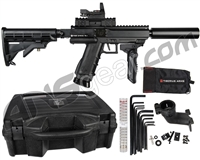 Tiberius Arms T9.1 CQB Rifle Paintball Gun - Black
