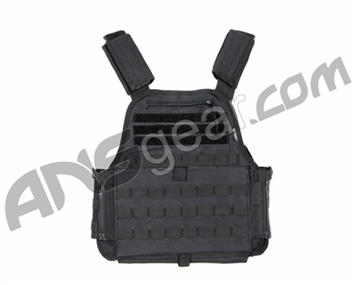 Tiberius Arms EXO Tactical Paintball Vest - Black