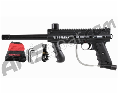 Tippmann 98 Custom Platinum Series Ultra Basic Paintball Gun