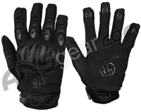 Tippmann Attack Tactical Paintball Gloves - Black