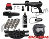 Tippmann A5 E Epic Paintball Gun Package Kit