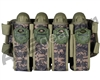 Tippmann 4+5 Deluxe Paintball Harness - Digi Camo