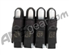 Tippmann 4 Pod Sport Series Paintball Harness - Black