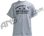 Tippmann Property Of T-Shirt - Grey