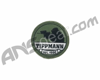 Tippmann Apparel Patch w/ Velcro (78016)