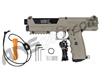 Tippmann TiPX Trufeed Paintball Pistol - Dark Earth/Black