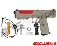 Tippmann TiPX Trufeed Paintball Pistol - Dark Earth/Dark Lava