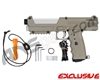 Tippmann TiPX Trufeed Paintball Pistol - Dark Earth/Storm Trooper