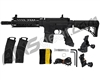 Tippmann TMC Paintball Gun - Black/Black
