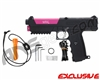 Tippmann TPX Trufeed Paintball Pistol - Black/Dust Pink