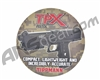 "Tippmann TPX Sticker - 12"" x 12"""
