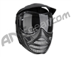 Tippmann Valor Paintball Goggles - Carbon Fiber