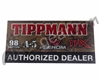 "Tippmann Authorized Dealer Window Sticker 12"" x 6"" - Guns"