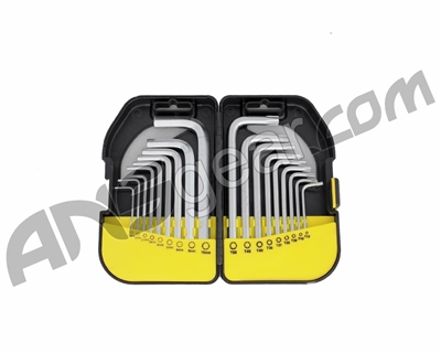 18-Pc. Hex Key Driver Set