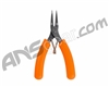 "3 1/2"" Long Nose Mini Pliers - Stainless"