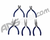 5 Piece Precision Pliers Set