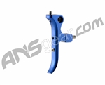 Trinity Paintball Ion Roller Blade Trigger - Dust Blue