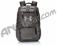 Under Armour Storm Hustle II Backpack - Graphite/Graphite/Silver (040)