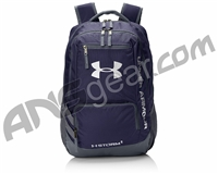 Under Armour Storm Hustle II Backpack - Midnight/Graphite/Silver (410)