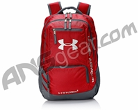 Under Armour Storm Hustle II Backpack - Red/Graphite/Silver (600)