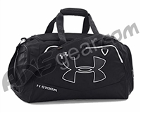 Under Armour Storm Undeniable II Medium Duffle Bag - Black/Black/White (001)