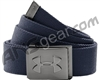 Under Armour Webbed Belt - Academy/Graphite (408)