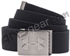 Under Armour Webbed Belt - Black/Graphite (001)