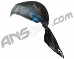 2012 Valken Redemption Paintball Headwrap - Blue Slash