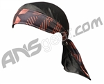 2012 Valken Redemption Paintball Headwrap - Orange Slash