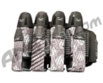 2012 Valken Redemption Paintball Harness 4+7 - Grey Scar