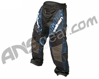 2012 Valken Redemption Paintball Pants - Blue Slash